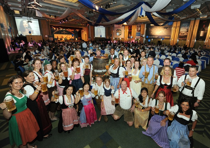 '2016 Grand Hilton Seoul Oktoberfest' Early Bird Sales Start