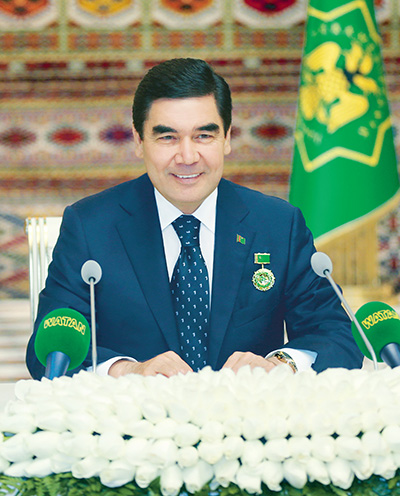 25th Anniversary of Independence - progress and achievements of Turkmenistan