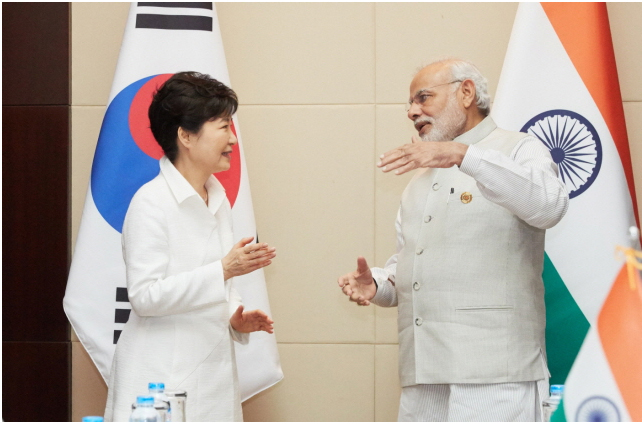 Korea, India now in for an 'economic cooperation honeymoon'