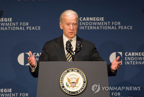 Biden: N. Korea will pose significant challenge to Trump administration