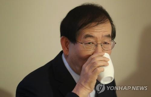 Seoul Mayor Park criticizes Moon's flexible attitude on THAAD
