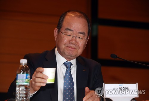 Daewoo Shipbuilding CEO grilled over accounting fraud