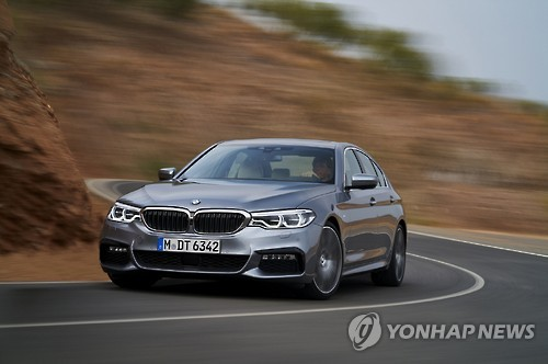 BMW, Mercedes Benz compete for bestseller car title in Korea