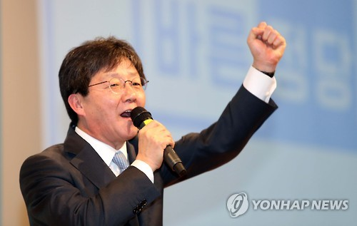 Bareun lawmaker rules out shorter military service