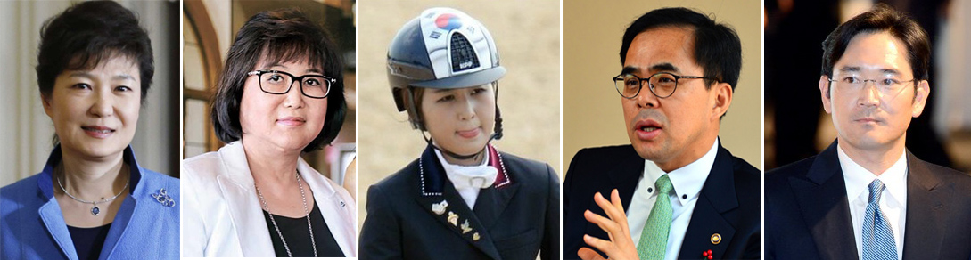 President Park personally instructs sports minister to help Chung Yu-ra