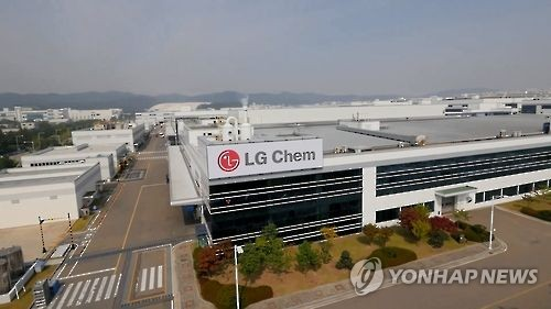 LG Chem net up 11.5 pct in 2016