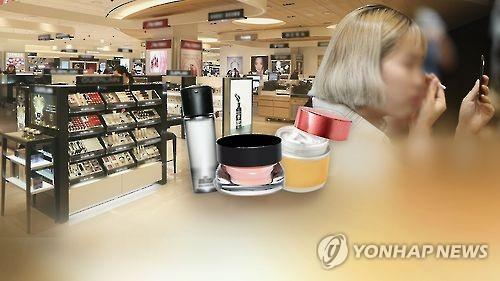 S. Korean cosmetics exports rise on Chinese consumption in 2016