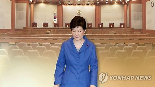 President Park to undergo questioning this week at her office