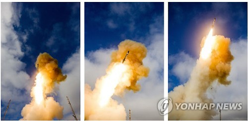 U.S., Japan successfully tests jointly developed interceptor missile