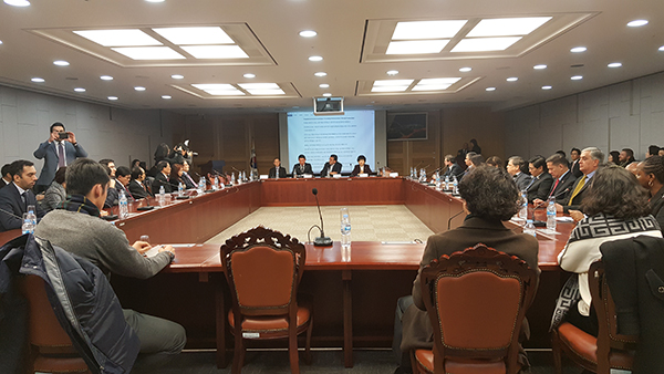 Korean lawmakers, opinion leaders impressed by Azerbaijani seminar, photos