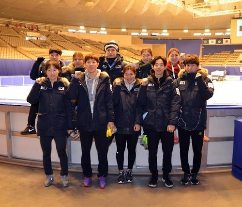 Despite little on-ice training, short tracker confident ahead of Winter Asiad
