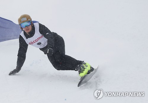 Alpine snowboarder Lee Sang-ho wins S. Korea's 1st gold in Sapporo