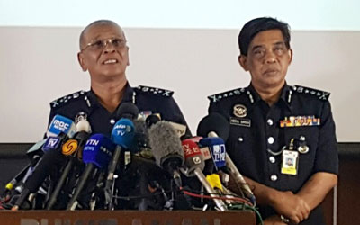 Malaysian police identify 4 more N. Korean suspects in Kim Jong-nam's death