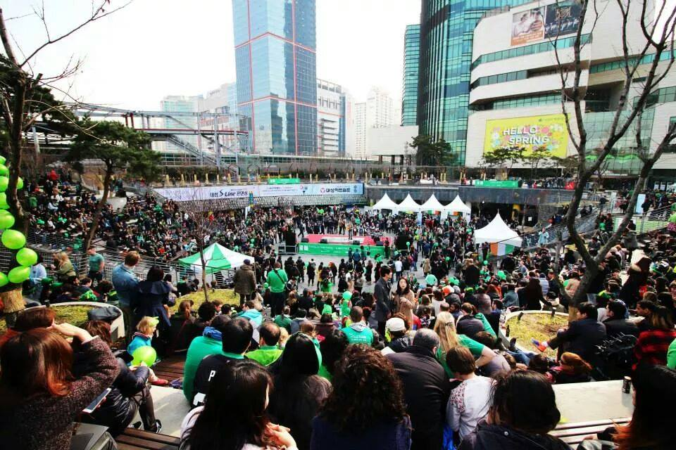 Irish Association of Korea hosts St. Patrick's Day 2017