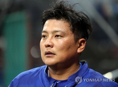 No rest for struggling S. Korean bats ahead of World Baseball Classic