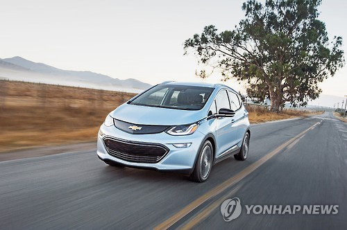 GM Korea to begin taking preorders for Bolt EV this month
