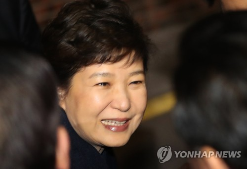 Park's departure leaves nation sharply divided, policies adrift