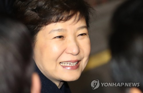 Park's defiant remarks raise eyebrows of opponents