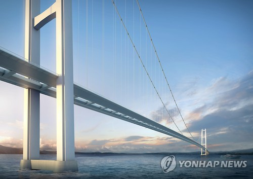 Ground broken for world's longest suspension bridge in Turkey