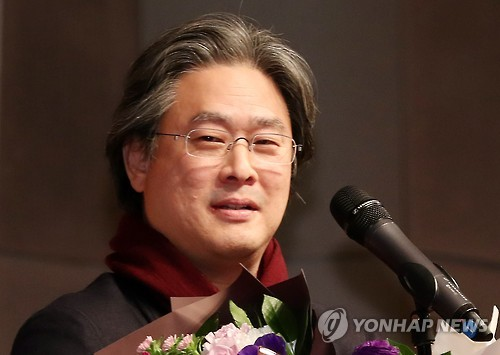 Director Park Chan-wook to receive cultural honor in Florence