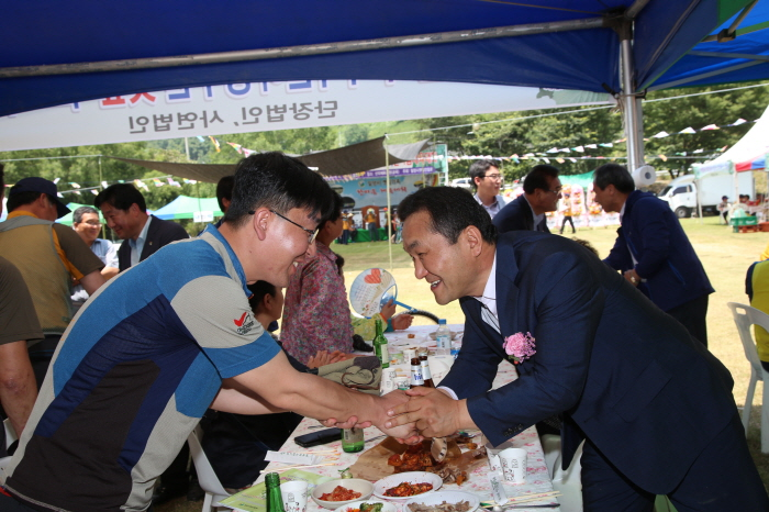 Rep. UhmYong-Soo committed to promotingthe welfare of the people