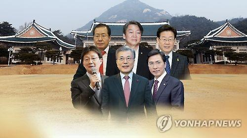 S. Korea's presidential race to kick off in earnest this week