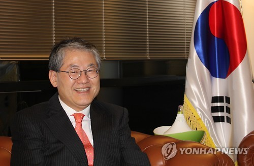 S. Korean ambassador named chair of WTO's Goods Council