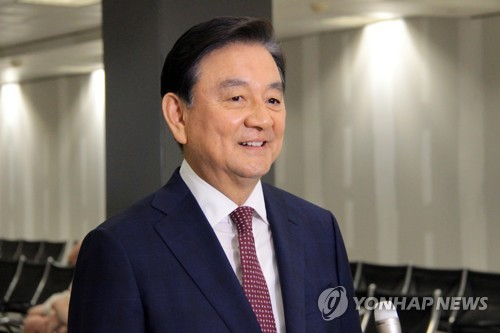 S. Korea's special presidential envoy meets with U.S. congressional leaders