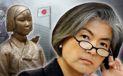 Foreign minister nominee with human rights expertise likely to review comfort women issue