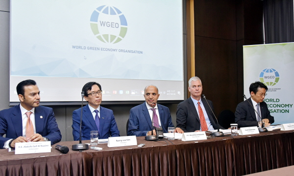 WGEO launches global platform for smart & sustainable cities in Seoul