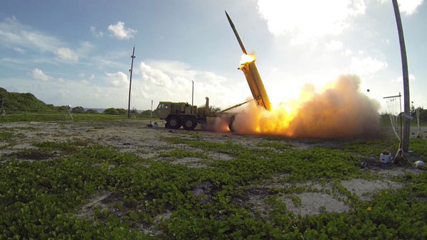 """China wants to inspect US THAAD installations in S. Korea"""