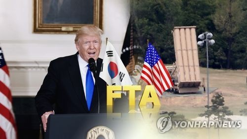 U.S. trade deficit with S. Korea not result of FTA