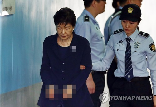 TVs can now cover and broadcast live court trial of former President Park Geun-hue