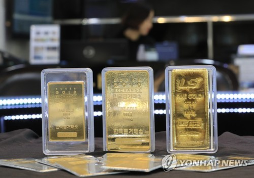 Sales of gold bars rising amid rising tension on peninsular