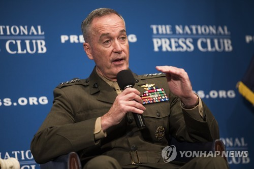 S. Korea, U.S. military chiefs to meet amid N.K. missile threats