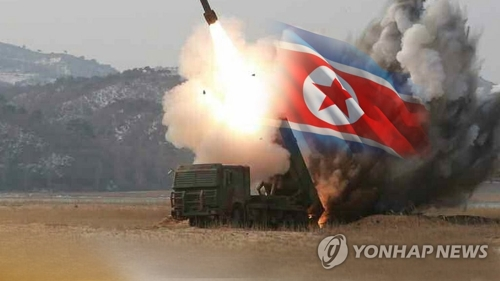 N. Korea fires three missiles into East Sea