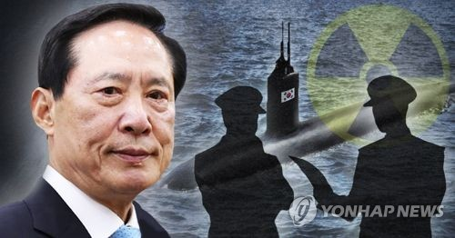 S. Korea starts reviewing nuclear submarine building plan