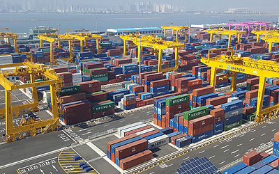 S. Korea's exports fall 8.7 pct in first 10 days of Sept.