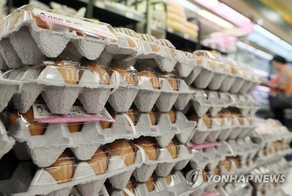 S. Korea's egg consumption on the rise ahead of Chuseok holiday