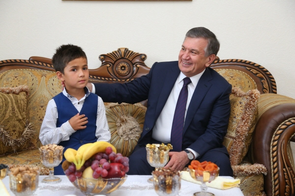 The President of Uzbekistan is betting on youth