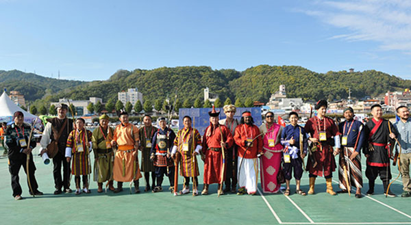 Yecheon hosts 3rd World Archery Festival in October