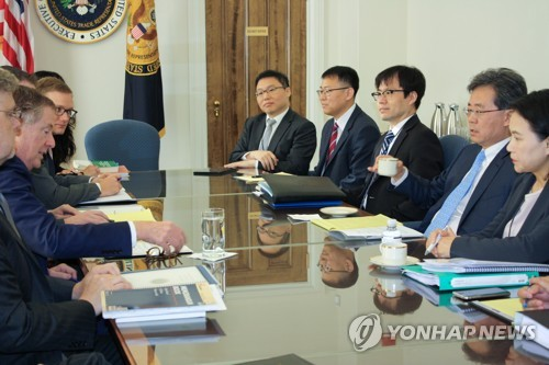 S. Korean political parties emphasize national interest in talks to amend KORUS FTA