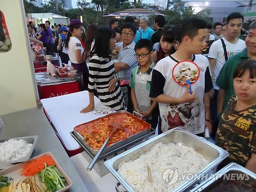 Korean food festival due in Hanoi on Oct. 27-29