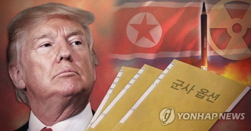 Trumps mulls DMZ tour next month