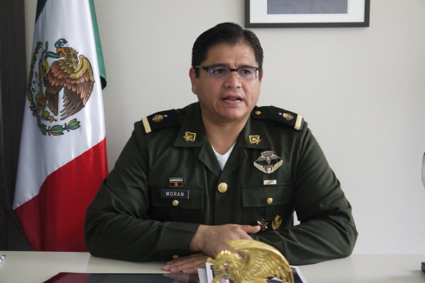 Brig. Gen. Gonzales of Mexico to enhance image of Defense Attache Corps in Korea