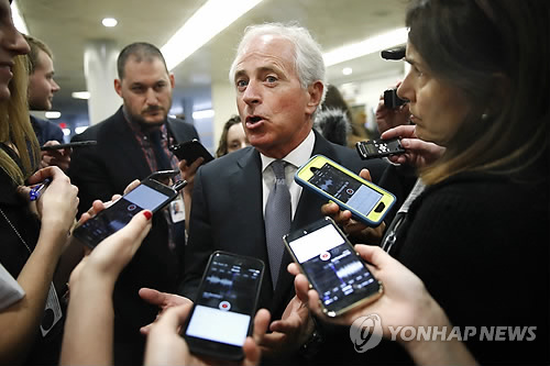 U.S. senator tells Trump to leave N.K. policy to 'professionals'