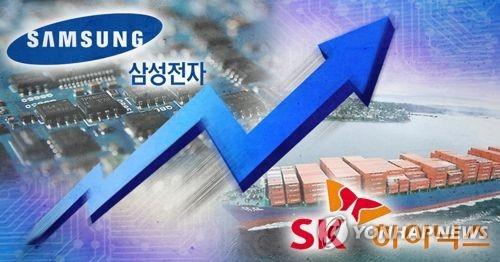 Semiconductors take up 16 pct of S. Korea's exports
