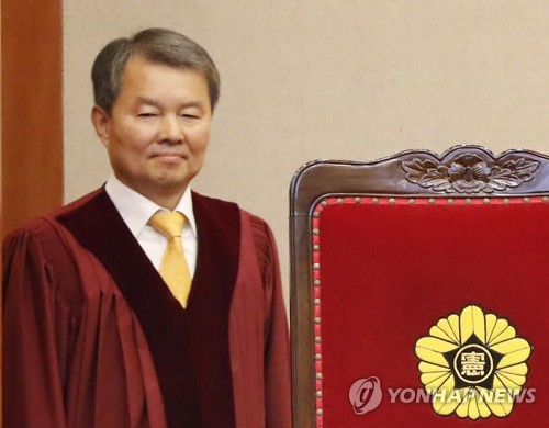 President names new nominee for Constitutional Court chief