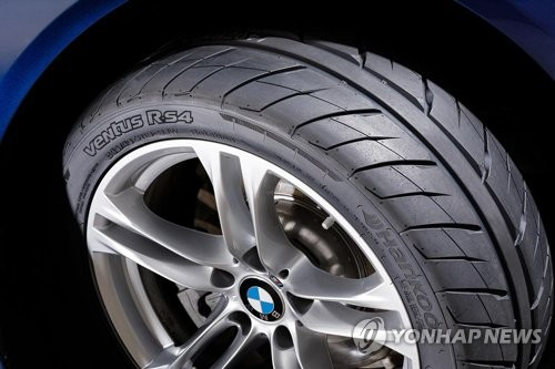 Hankook Tire Q3 net falls 11 pct on materials costs