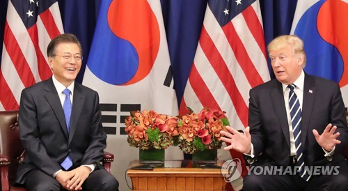 Trump ahead of S. Korea visit: We will figure it all out